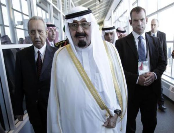 Saudi Arabia's King Abdullah bin Abdulaziz Al Saud, worth $18 billion