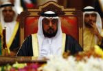 UAE's President Sheikh Khalifa bin Zayed al-Nahayan, $15 billion