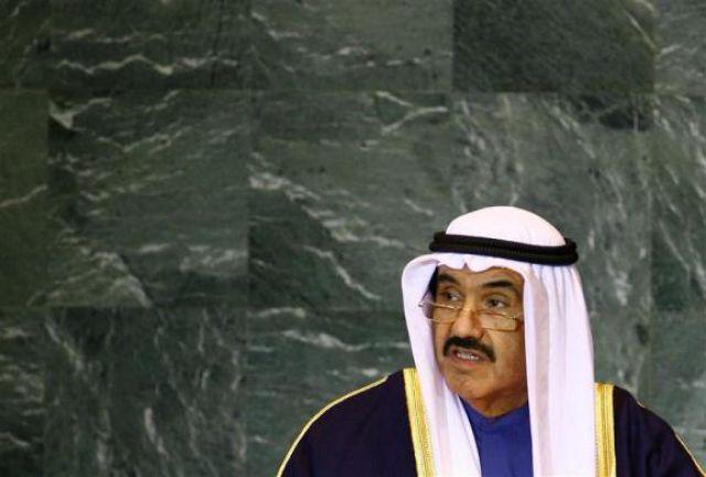 Kuwait's Sheikh Nasser Al-Mohammad Al-Ahmad Al Jaber Al-Sabah, worth $350 million