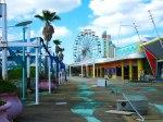 arcade-ferris-wheel-abandoned-Six-Flags-New-Orleans