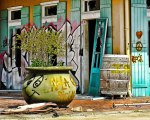 graffiti-signs-of-life-after-Katrina-ripped-amusement-from-park-six-flags-new-orleans