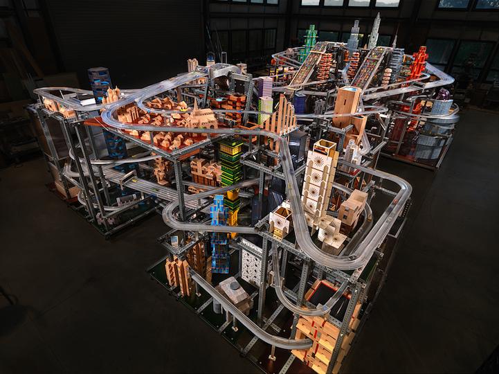 Лего хот вилс как сделать