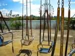 No-more-happy-kids-at-defunct-Six-Flags-swings