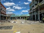 streets-of-six-flags-New-Orleans-are-trashed