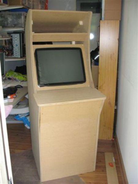 proses Pembuatan Mesin game arcade / game Dingdong - Blog ...